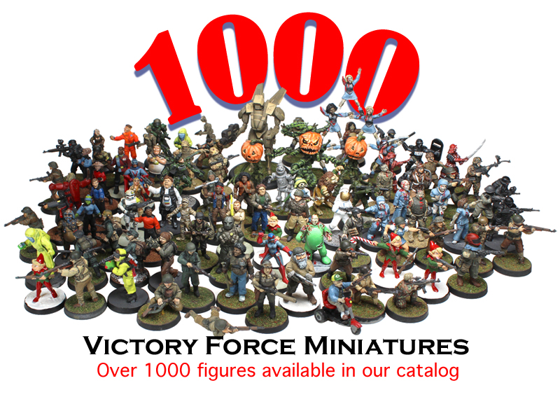 victory force miniatures 28mm