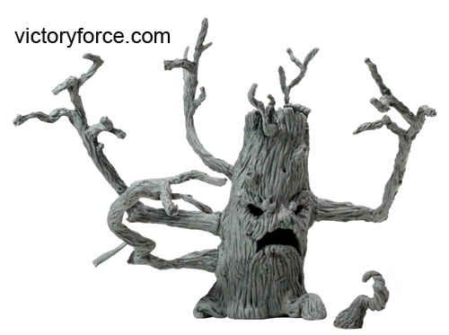 victory force miniatures big tree miniature evil tree