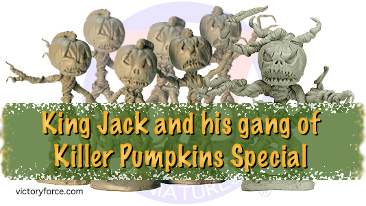 king jack killer pumpkins special